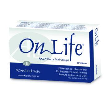 OnLife<sup>®</sup> – die Kombination hochwertiger Inhaltsstoffe als Fatty Acid Group (F. A. G.®) – was bei der Einnahme zu beachten ist